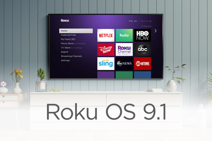 Roku OS 9.1 Update Launches On Select Devices