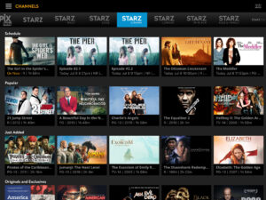 Sling TV On iPad