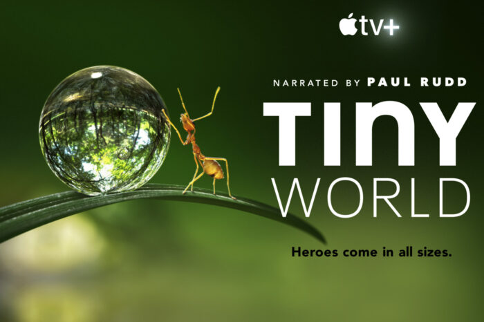 Tiny World Trailer Available From Apple TV+