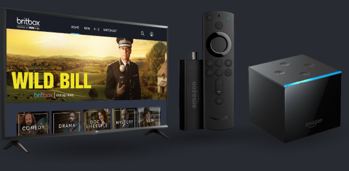 Britbox App Now on Fire TV